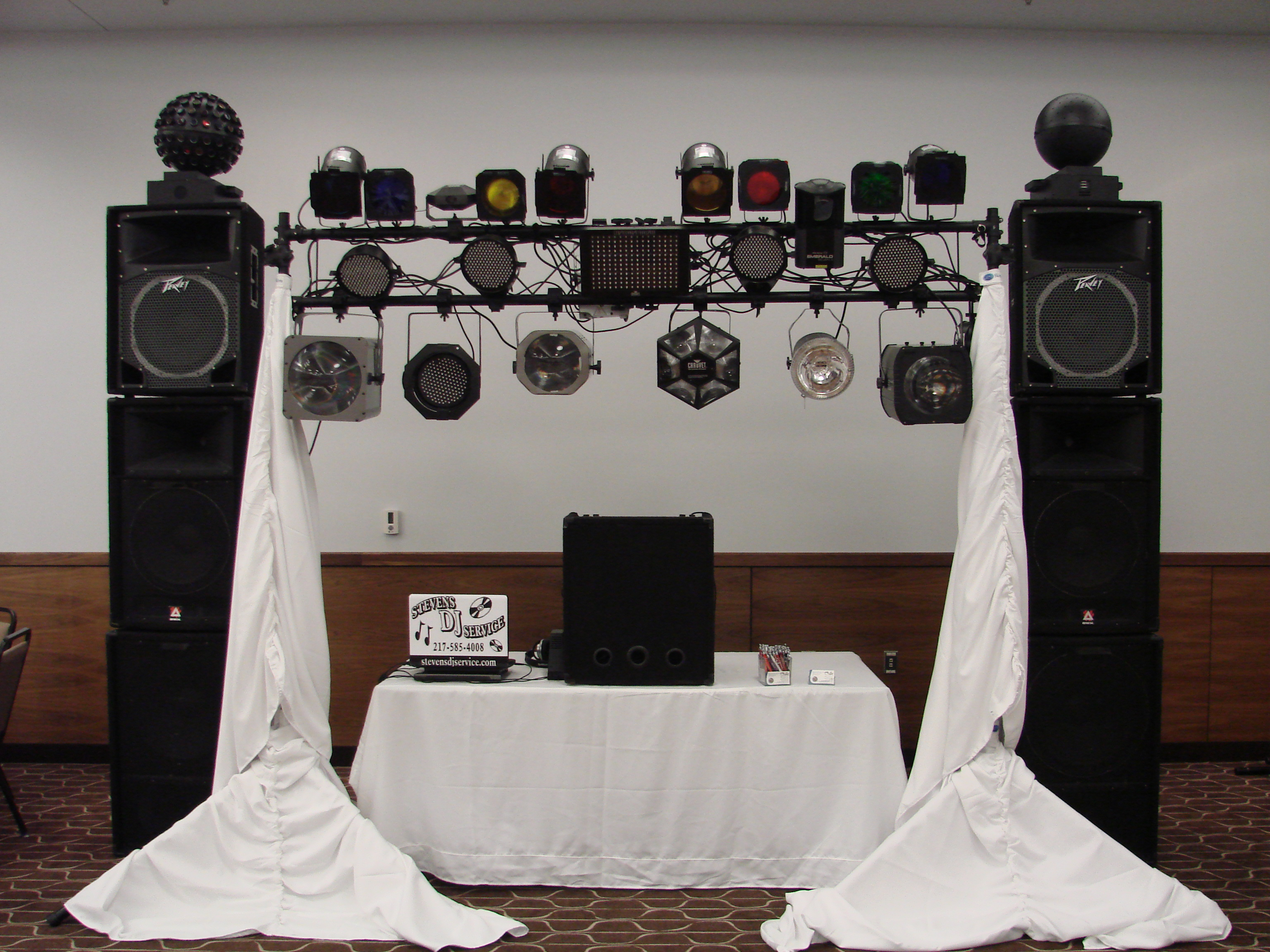 Stevens DJ Servcie Platinum